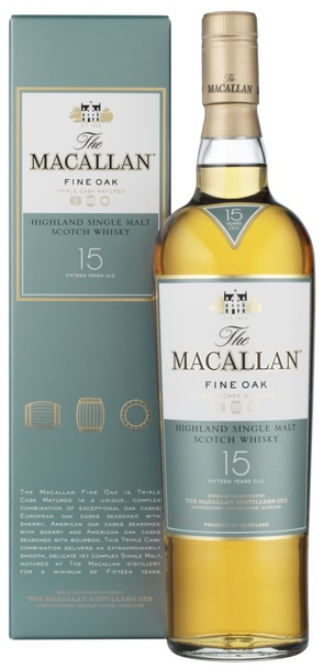 Macallan Fine Oak 15 Year