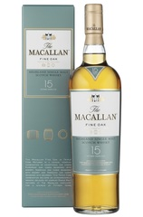 Macallan 15 Year Fine Oak w/Gift Box