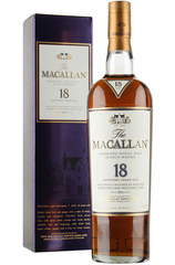Macallan 18 Year Sherry Oak w/Gift Box