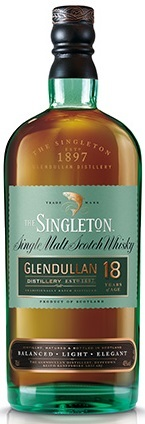 Singleton Of Glendullan 18 Year 1L w/Gift Box 1000ml