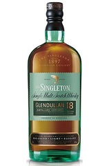 Singleton Of Glendullan 18 Year 1L w/Gift Box