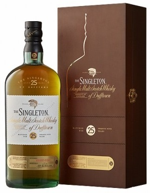 Singleton Of Dufftown 25 Year w/Gift Box