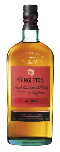 Singleton Of Dufftown Tailfire 700ml w/Gift Box