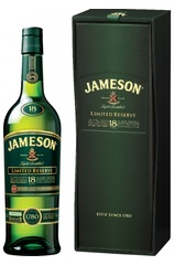 John Jameson Irish Whiskey 18 Year