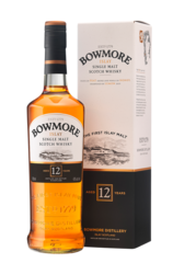 Bowmore 12 Year w/Gift Box