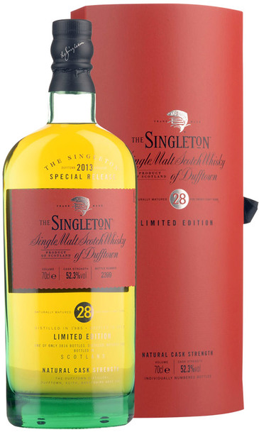 Singleton Of Dufftown 28 Year