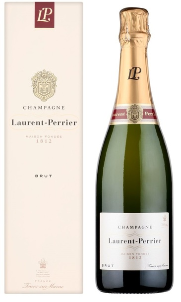 Laurent Perrier Brut w/Gift Box