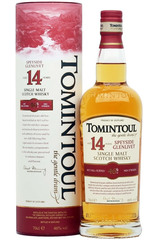 Tomintoul 14 Year w/Gift Box