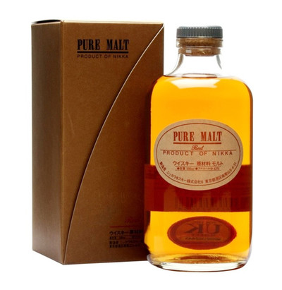 Nikka Pure Malt Red w/Gift Box