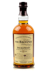 Balvenie 12 Year Double Wood bottle