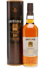 Aberlour 10 Year bottle with Gift Box