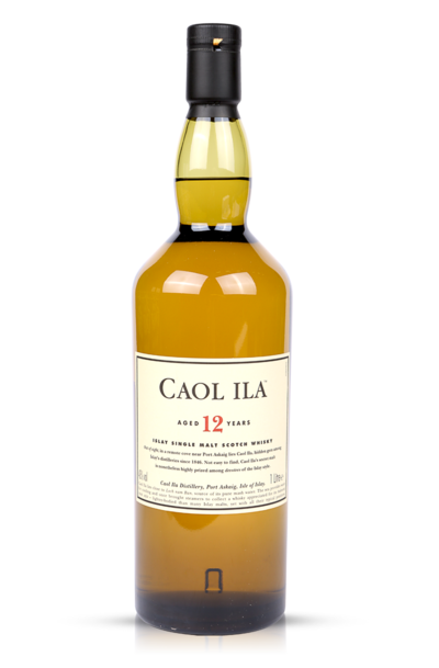 Caol Ila 12 Year bottle