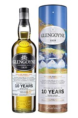 Glengoyne 10 Year JoLoMo Limited Ed. Bottle with box