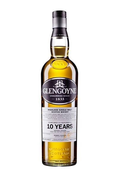 Glengoyne 10 year jolomo bottle