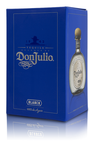 Don julio blanco box