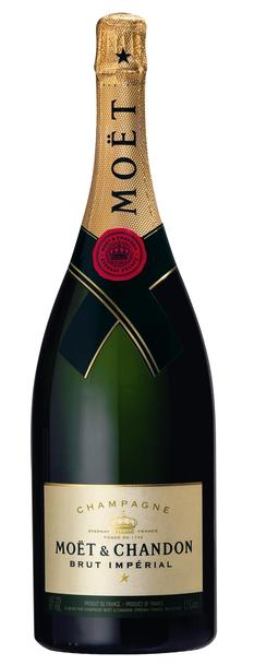 Moet chandon brut imperial bottle