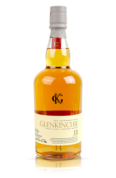 Glenkinchie 12 Year Bottle