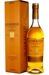 Glenmorangie 10 Year 750ml bottle with box