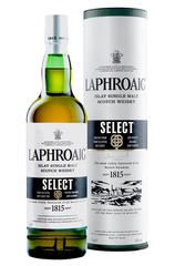 Laphroaig Select bottle with box
