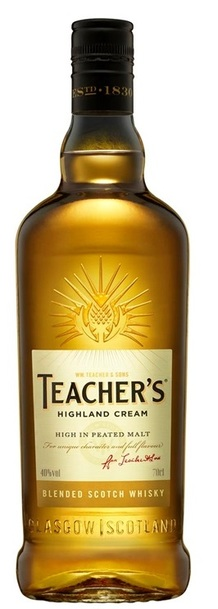 Teachers 750ml Bottle