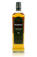 Bushmills Irish Whiskey 10 Year 1L Bottle