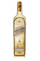 Johnnie Walker Gold Reserve Bullion Ltd. Edition 1L bottle