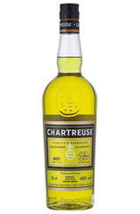 Yellow Chartreuse bottle