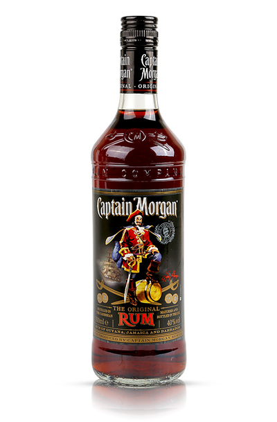 Captain Morgan Original Black Bottle