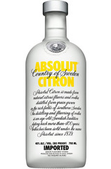 absolut citron vodka 1000ml