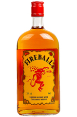 Fireball Cinnamon Whisky Bottle