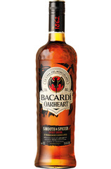 Bacardi Oakheart 1000ml bottle
