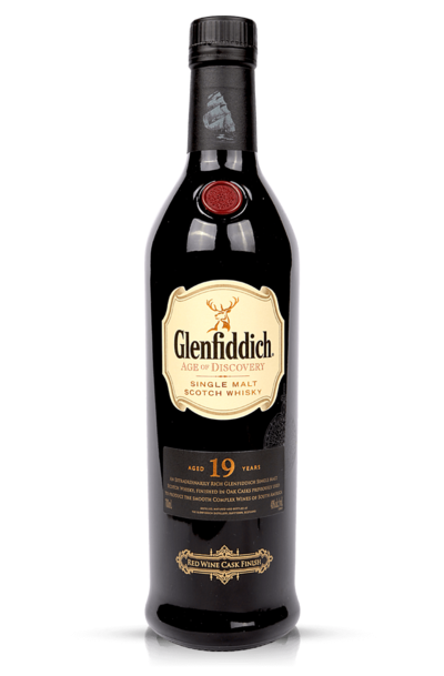 WSJ+ Glenfiddich 19 Year Discovery Red Wine Cask