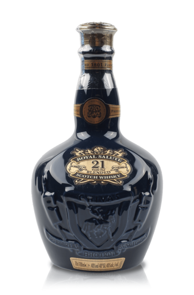 WSJ+ Chivas Royal Salute 21 Year w/Gift Box