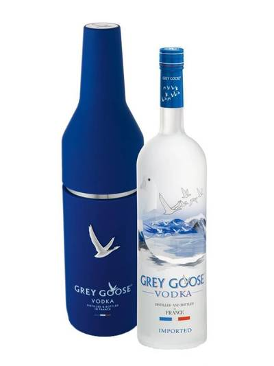 WSJ+ Grey Goose 1L FREE Chiller Pack Special Ed.