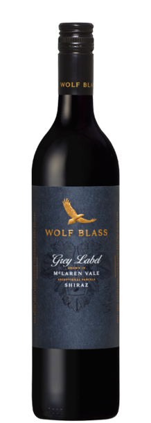 Wolf Blass Grey Label Shiraz