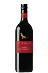 Wolf Blass Red Label Shiraz Cabernet Bottle