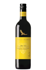 Wolf Blass Yellow Label Cabernet Sauvignon Bottle