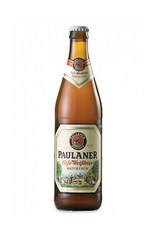 Paulaner Hefe-Weissbier Beer Bottle