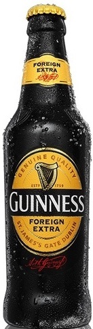 24 x Guinness Foreign Extra Beer Bottle 24 Case (IMPORTED)