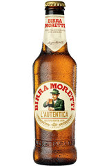 24 x Birra Moretti Beer Bottle Case
