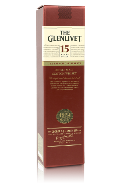 Glenlivet 15 Year 1L 1000ml