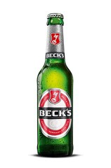24 x Beck's Beer Bottle Case