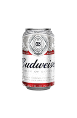 Budweiser Beer Can