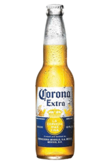 Corona Extra Beer Bottle