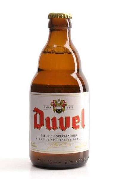 24 x Duvel Beer Bottle Case 330ml