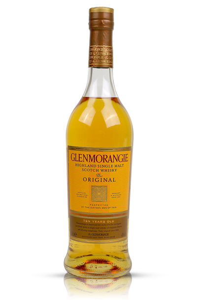 glenmorangie 10 year single malt bottle