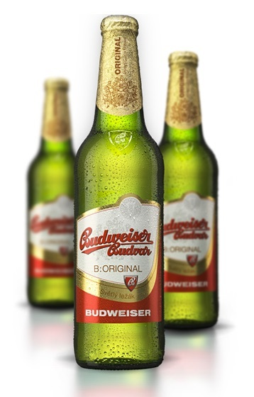 Budweiser BUDVAR Beer Bottle