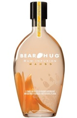 Bear Hug Rum Infusion Mango Bottle