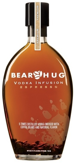 Bear Hug Vodka Infusion Espresso