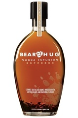 Bear Hug Vodka Infusion Espresso Bottle